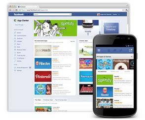 9億人に売る?FacebookのApp Center間もなく開始